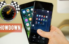 Samsung Galaxy S8+ vs iPhone 7 Plus: Speed Test Comparison