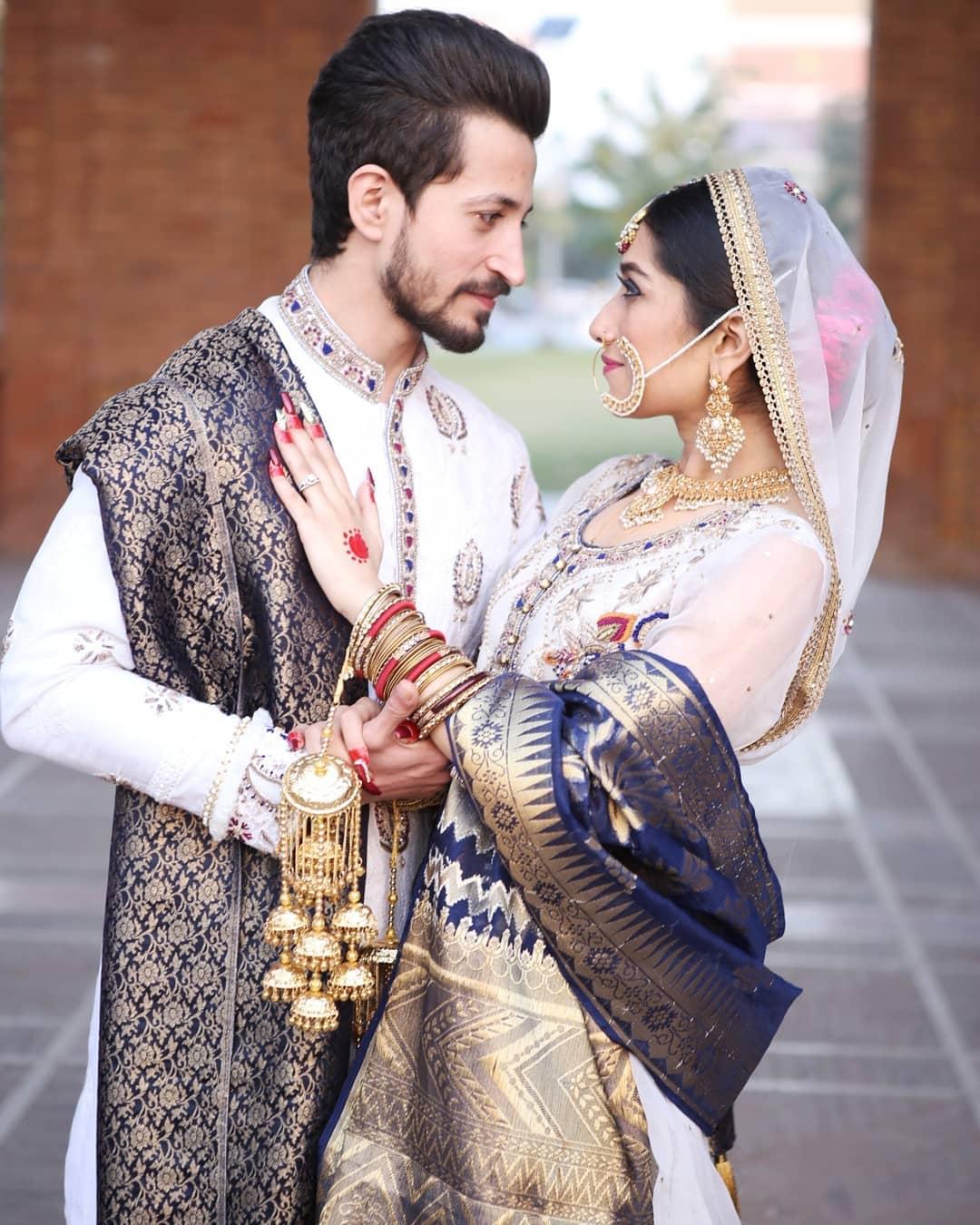 Awesome Nikah Photos & videos of Saba Faisal Son Salman Faisal