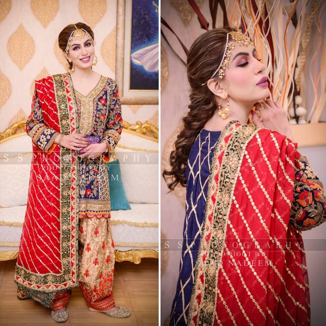 Awesome Photos of Sadia Faisal at her Brother Salman Mayun Event