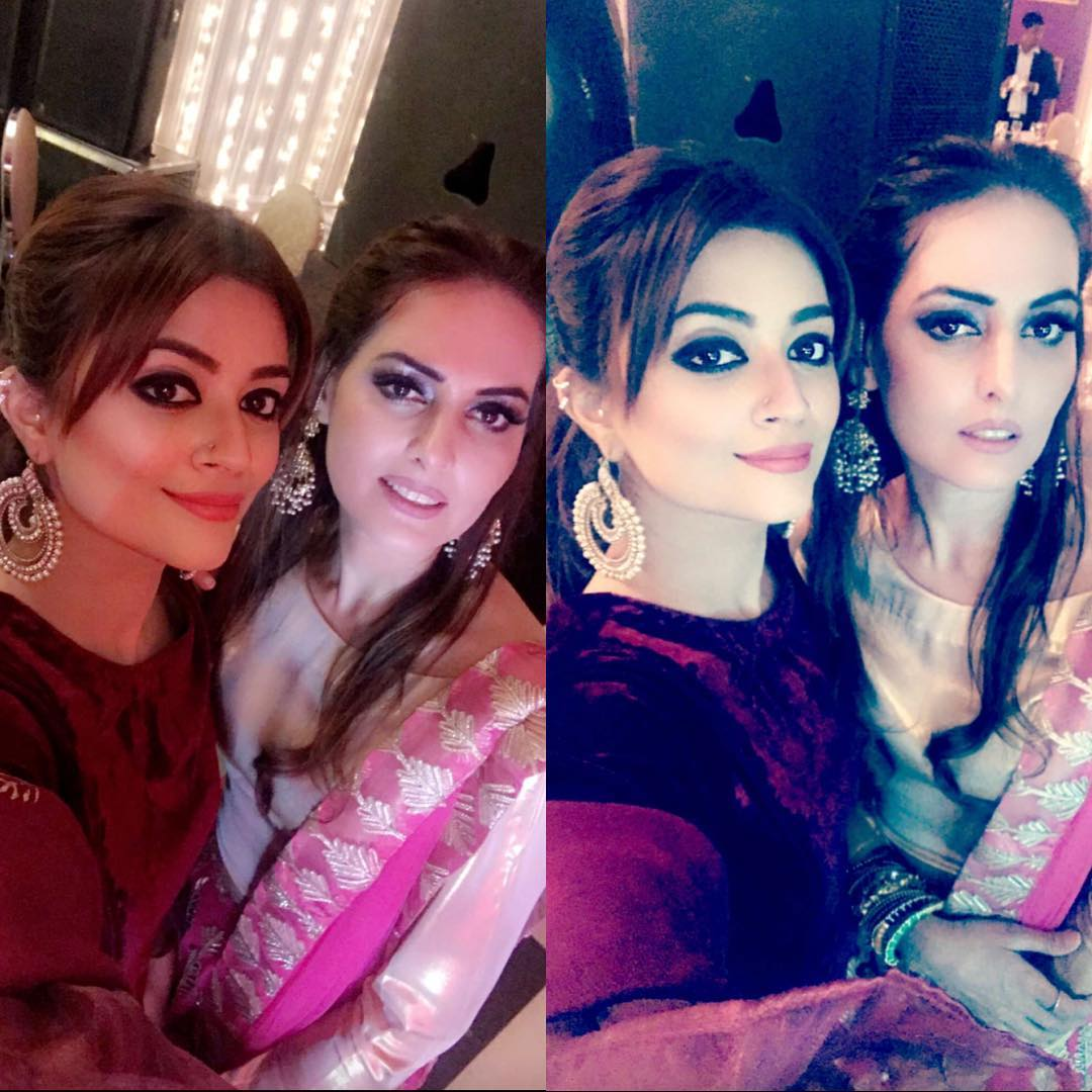 Awesome Photos of Syed Jibran with his Wife Afifa Jibran at a Wedding Event