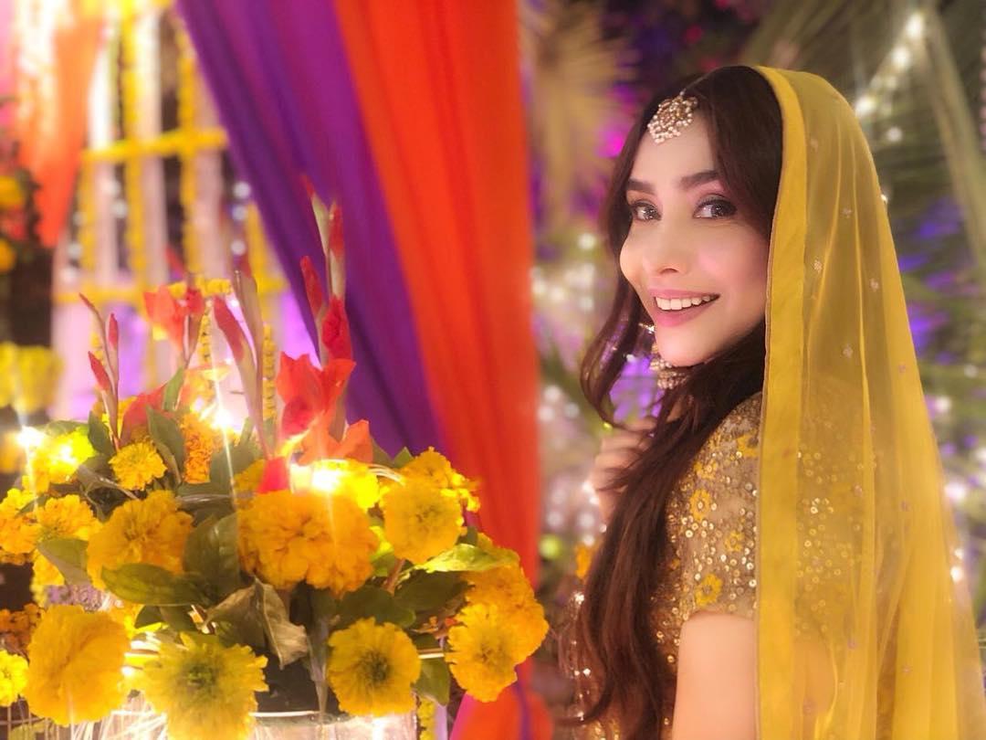 New Photos of Actress Maira Khan