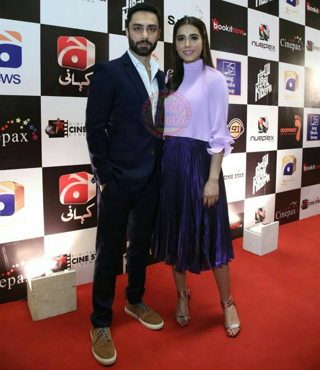 Awesome Photos of Mansha Pasha at the Launch Event of her Upcoming Movie