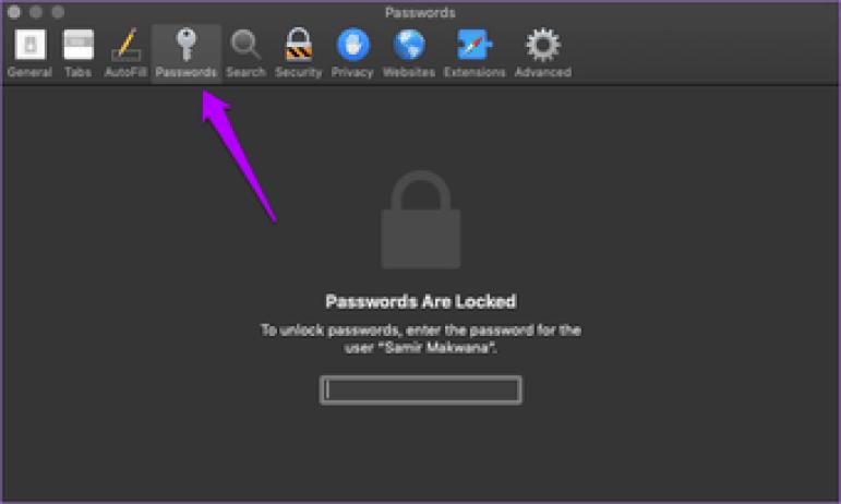 Safari Not Asking To Save Password Ios Macos 2