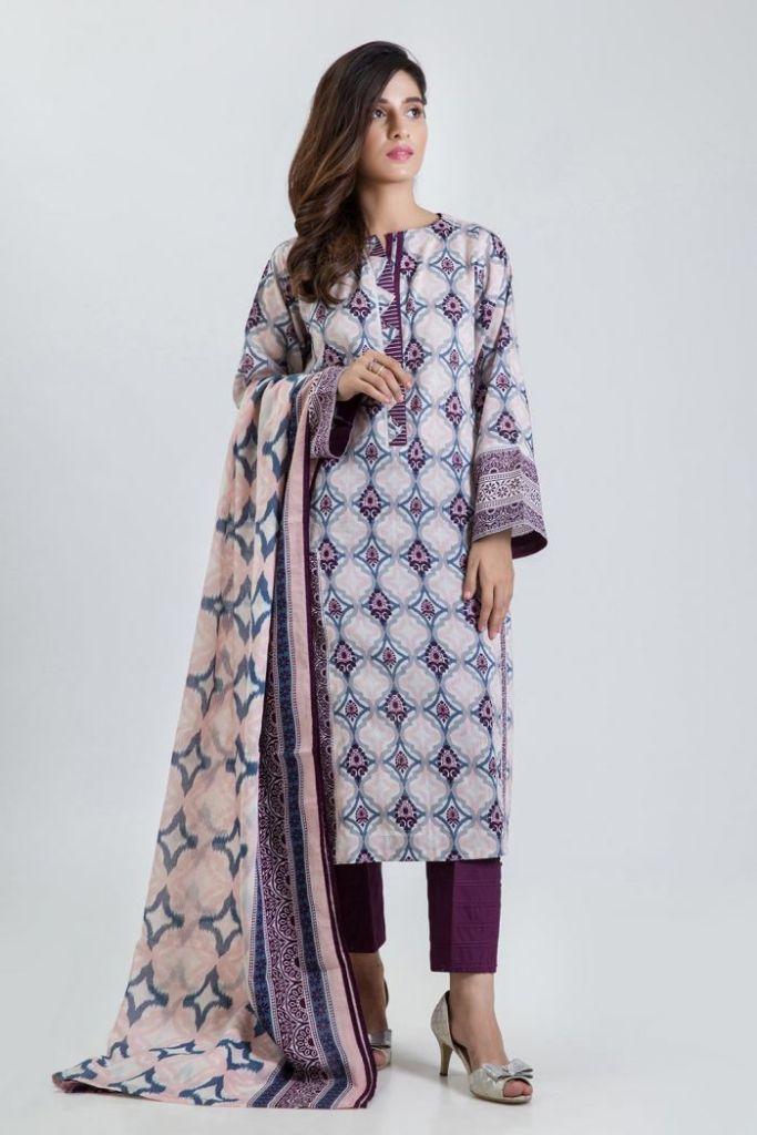 Stylish Bonanza Satrangi Sale 20% off on Entire Stock