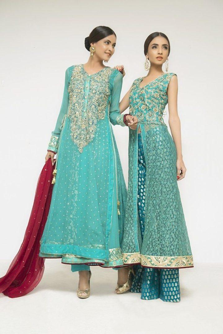 Stylish 15 Nauman Arfeen Wedding Wear Suits For Yr 2019 Styles With Price