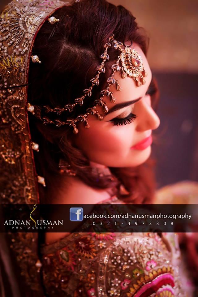 Awesome Wedding Photos of Waris Baig's Daughter Sheza