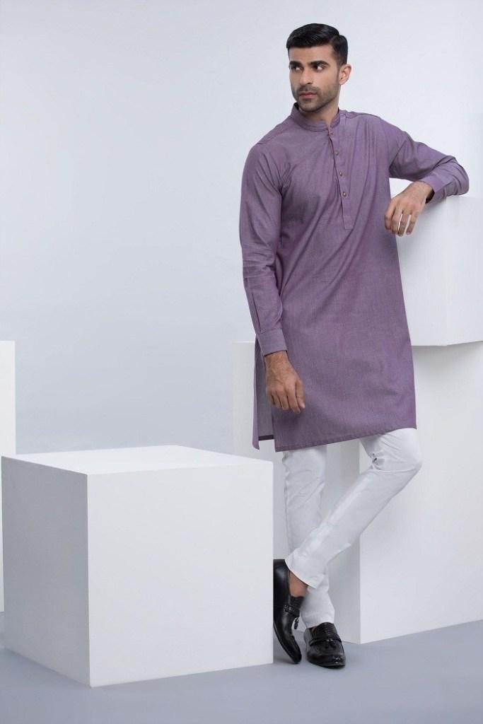 Stylish Traditional Summer Menswear Kurta Styles by Sapphire For Yr 2019