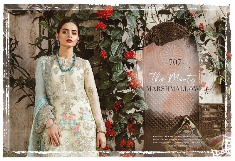Stylish Imrozia Premium Festive Collection For Yr 2019-2020 For Ladies