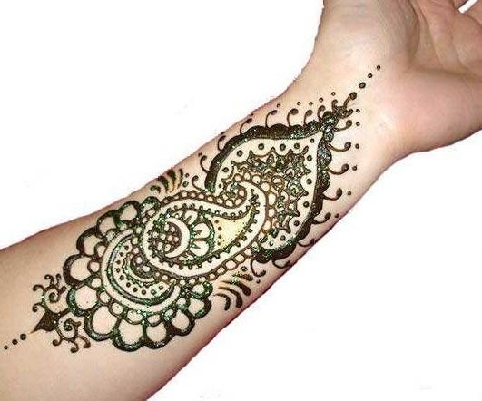 Stylish New Eid Mehndi Styles For Ladies For Yr 2019-2020