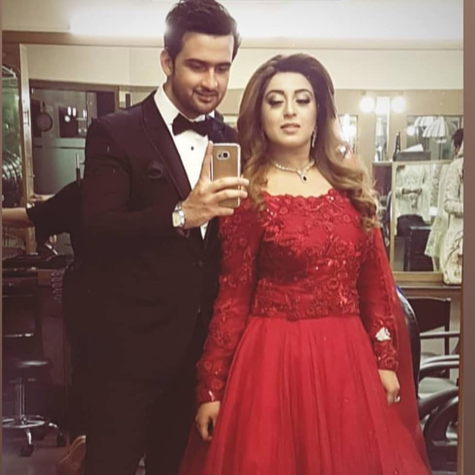 Awesome Wedding Photos of Iman Ali's Sister Singer Rahma Ali