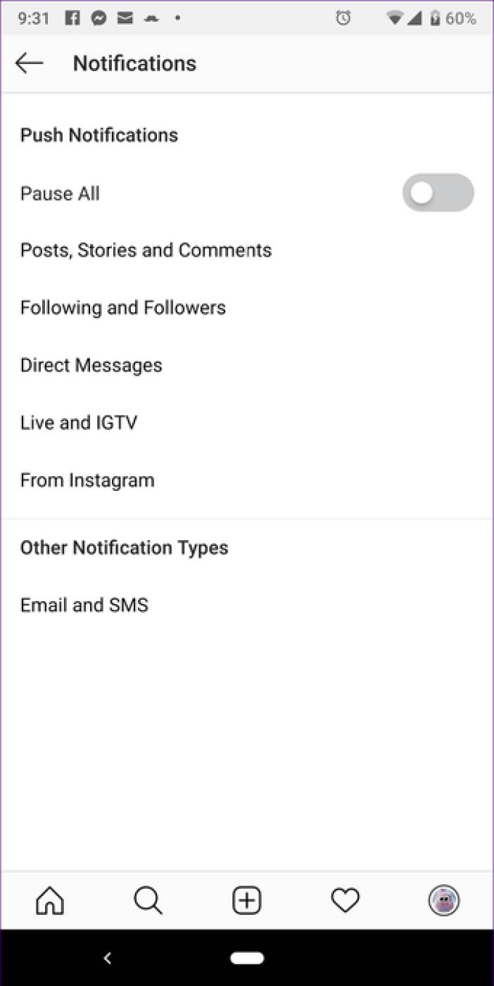 Instagram Notifications Not Working 6