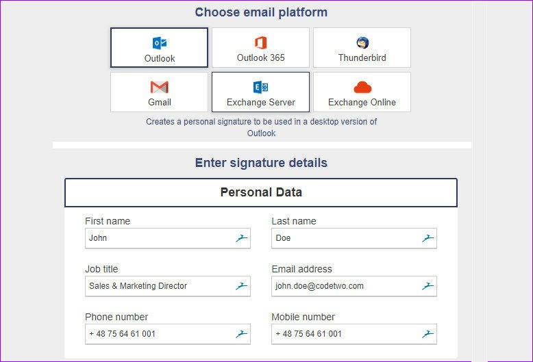 Here is How To Add Picture To Signature In Outlook Web App 8