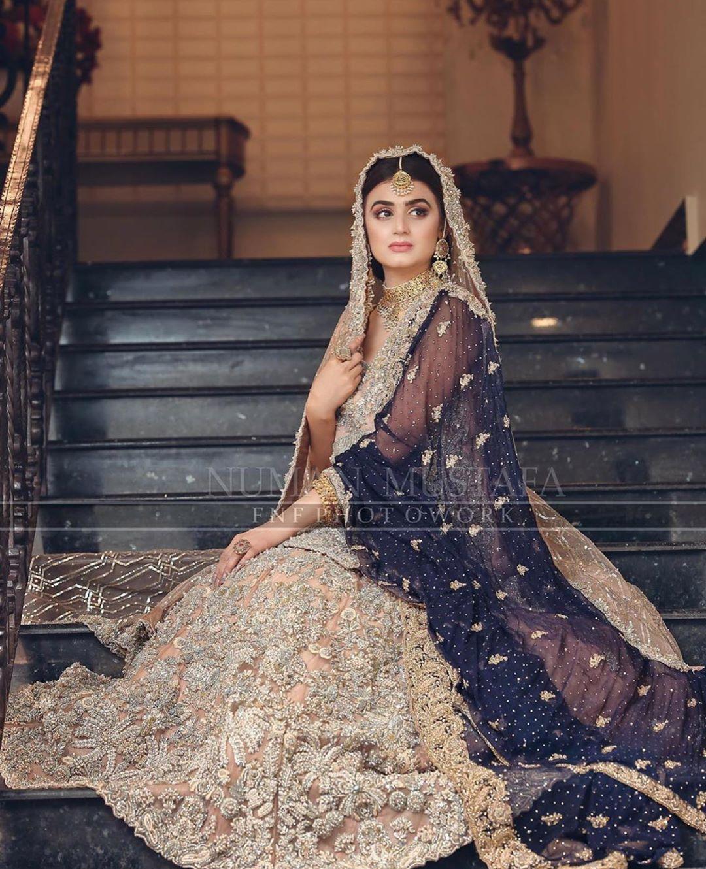 New Awesome Bridal Photoshoot of Hira Mani