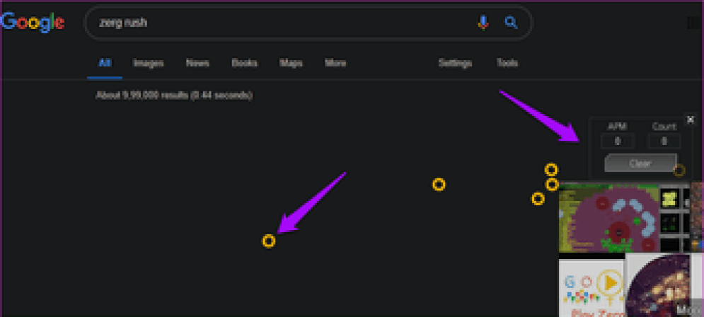 Hidden Google Games 6