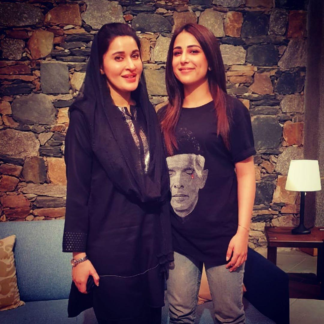Latest Photos of Actress Ushna Shah