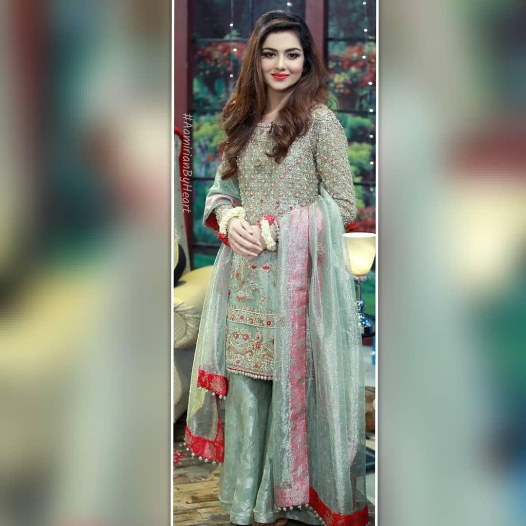 Awesome Eid Photos of Amir Liaquat with his Wife Tuba Amir