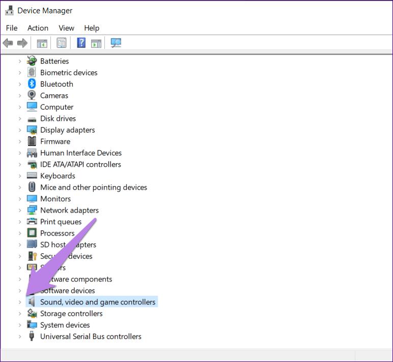Fix Sound Problem After Update Windows 2A
