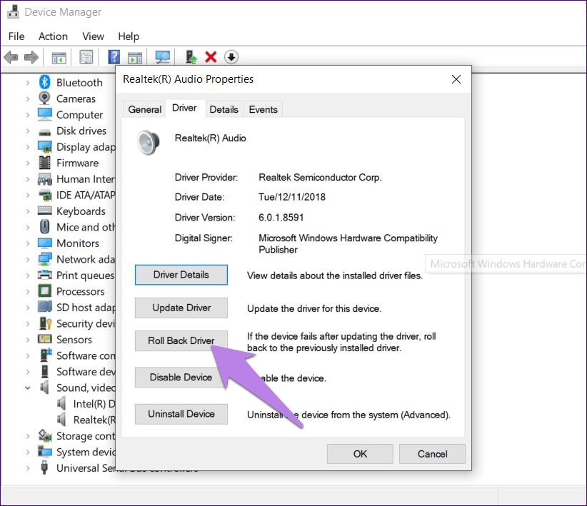Fix Sound Problem After Update Windows 5
