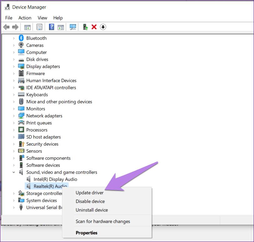 Fix Sound Problem After Update Windows 3