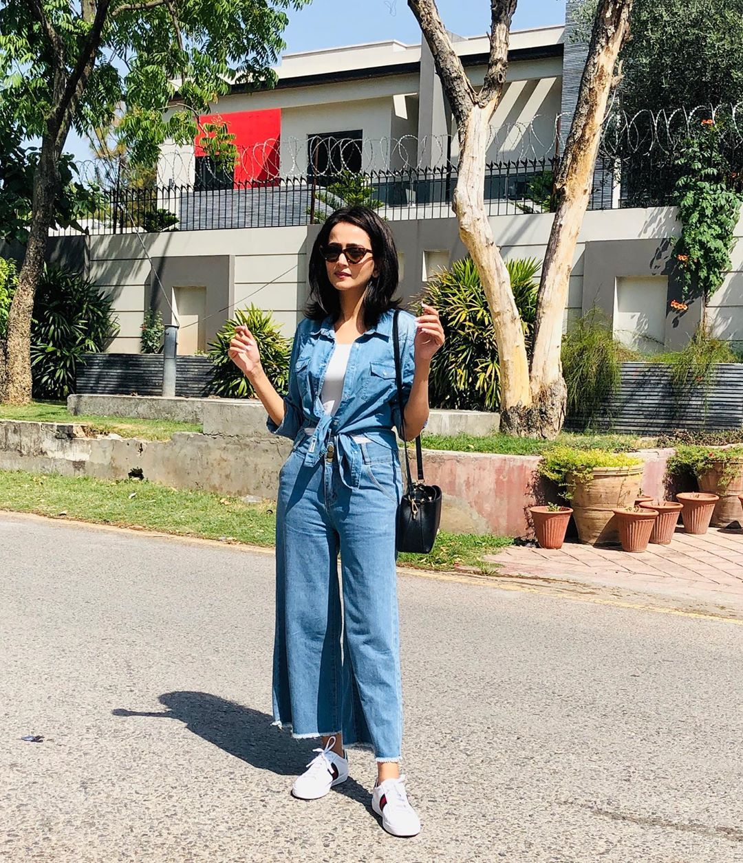 New Photos of Actress Zarnish Khan