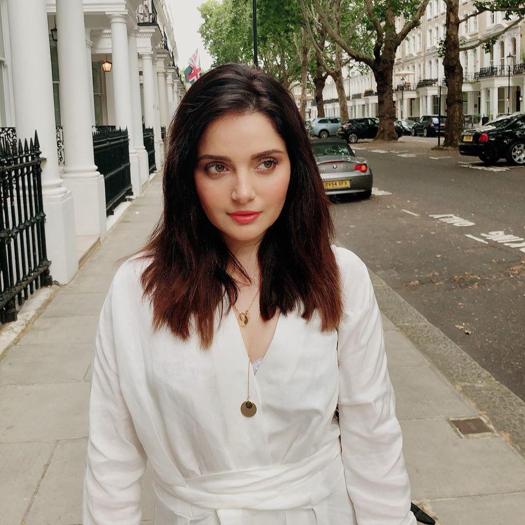 Actress Armeena Rana Khan Bold Clicks Photos