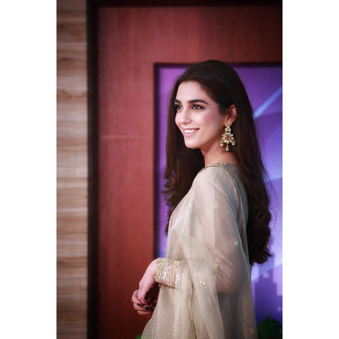 Maya Ali Looking Stunning in Her New Photo Shoot