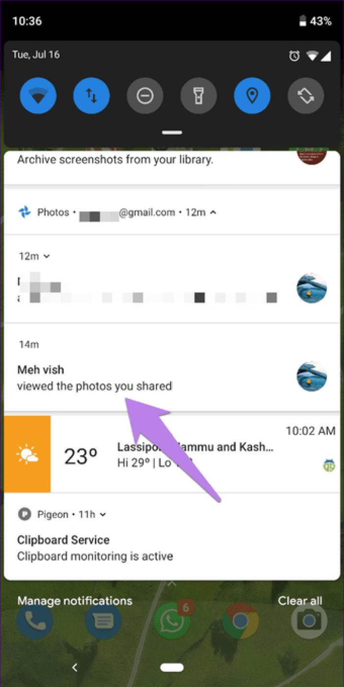 Google Photos Link Sharing Permission 21