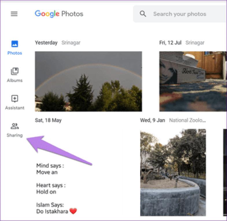 Google Photos Link Sharing Permission 5