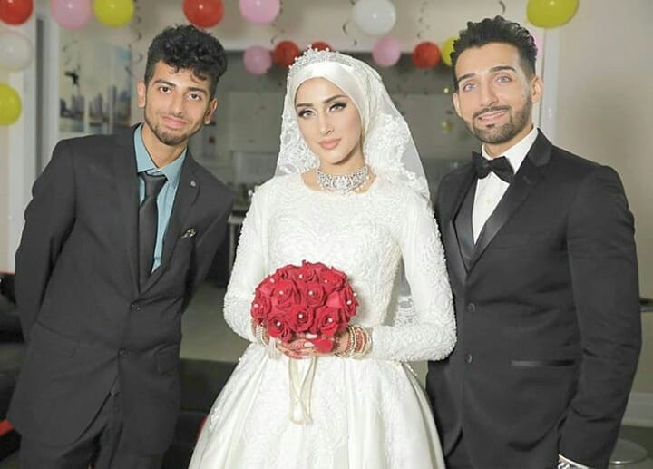 Popular Vloggers Sham Idrees and Sehar Got Married | Check Beautiful Clicks