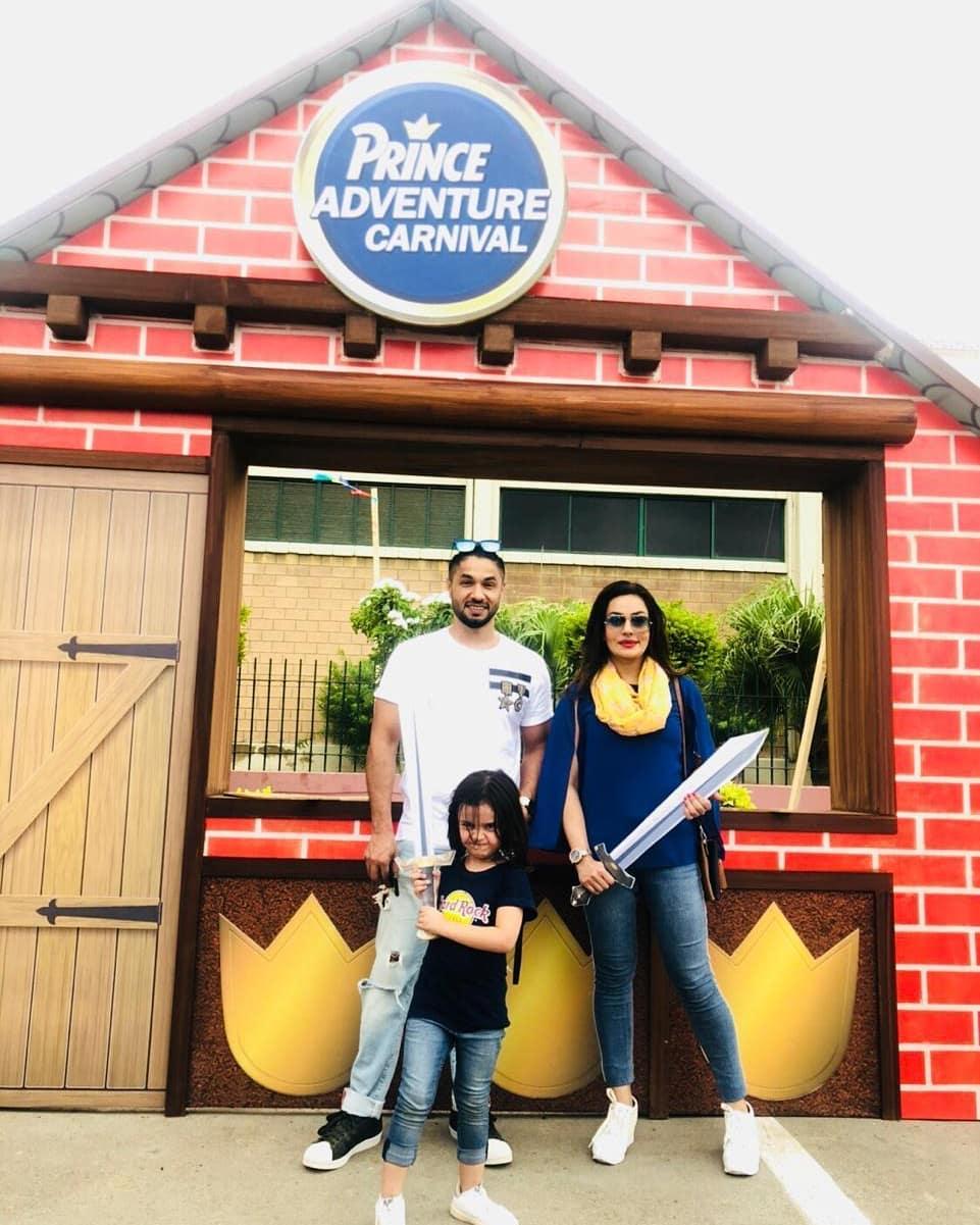 Prince Adventure Carnival | Celebrities with Kids Had Fun