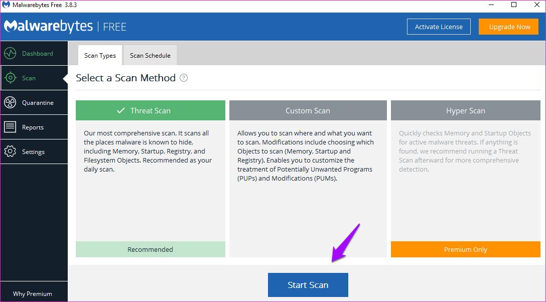 Fix Windows 10 Apps Missing From The Start Menu Error 5