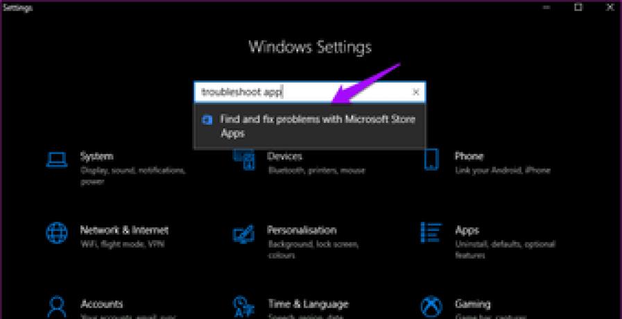 Fix Windows 10 Apps Missing From The Start Menu Error 6