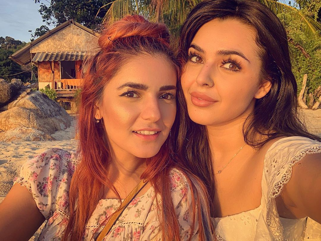 Momina Mustehsan Spotted Enjoying in Thailand