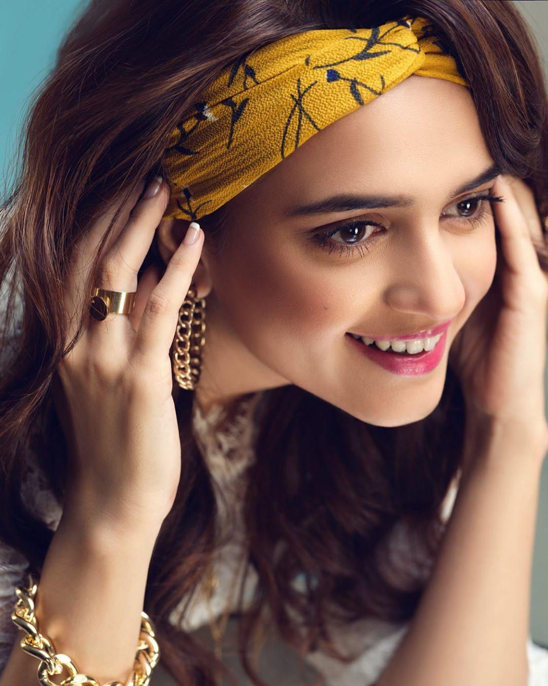 Awesome Clicks of Actress Sumbul Iqbal frim Recent Photo shoot