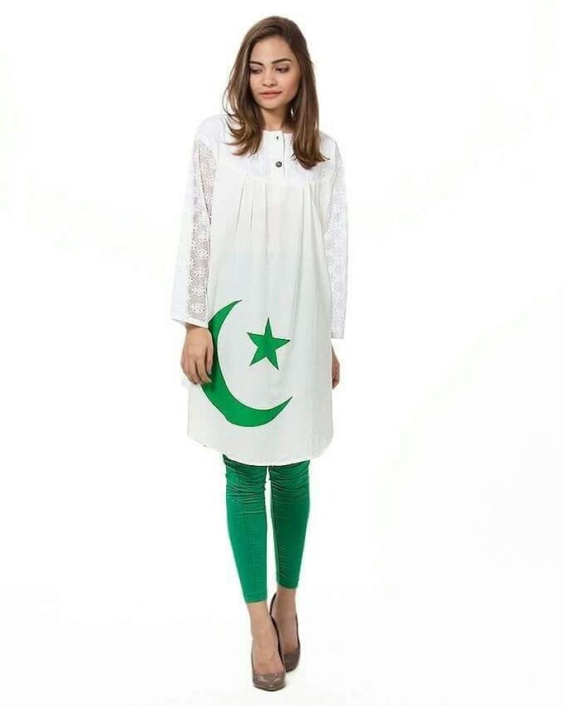 Celebrate Jashn-e-Azadi with These 14th Aug Theme Outfits For Ladies