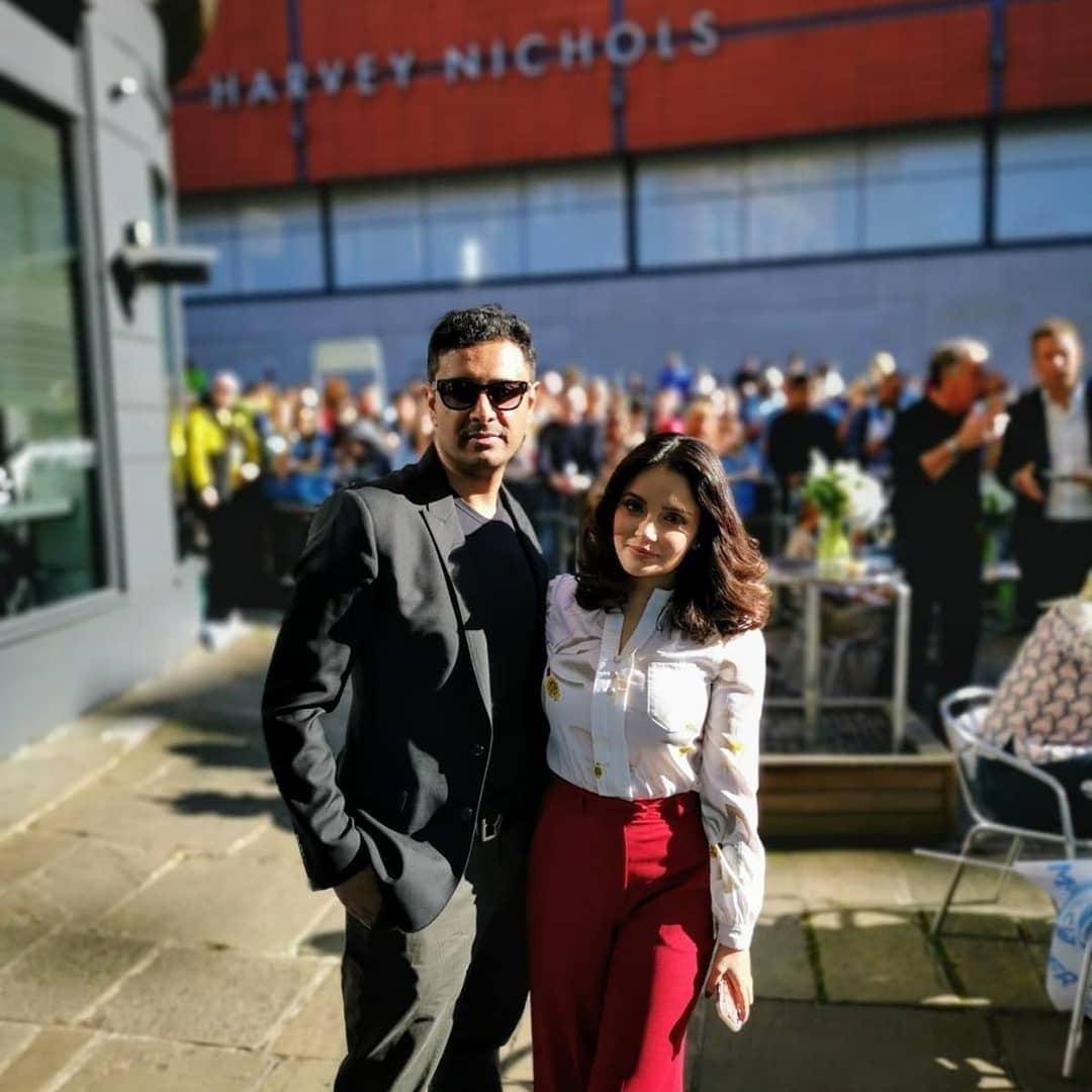Armeena Khan Getting Married  Check Beautiful Clicks