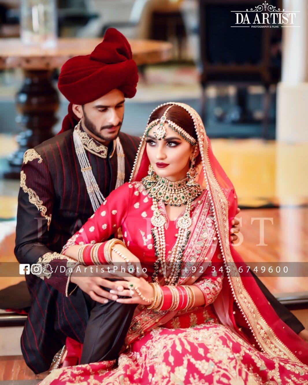 Hassan Ali Wedding 3