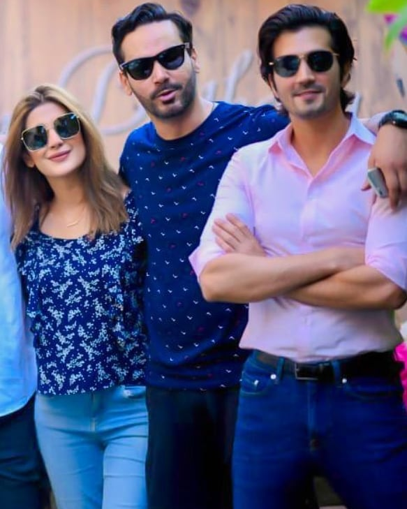 Beautiful Clicks of Celebrities from Sabeena Syed Birthday Bash