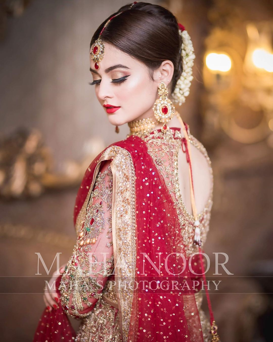 Beautiful Minal Khan Looking Stunning in New #photoshoot