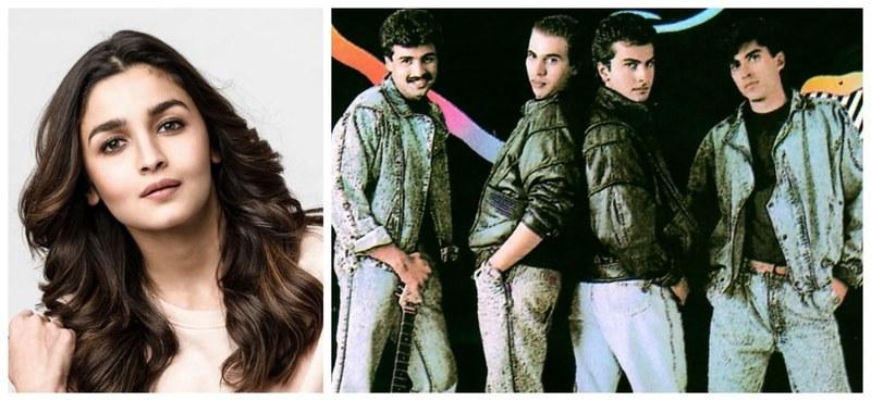 Alia Bhatt Ripping Off Vital Band's Original Track
