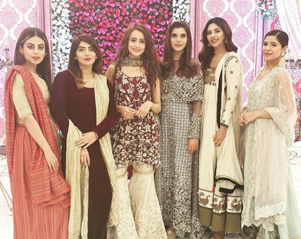 Nida Yasir show