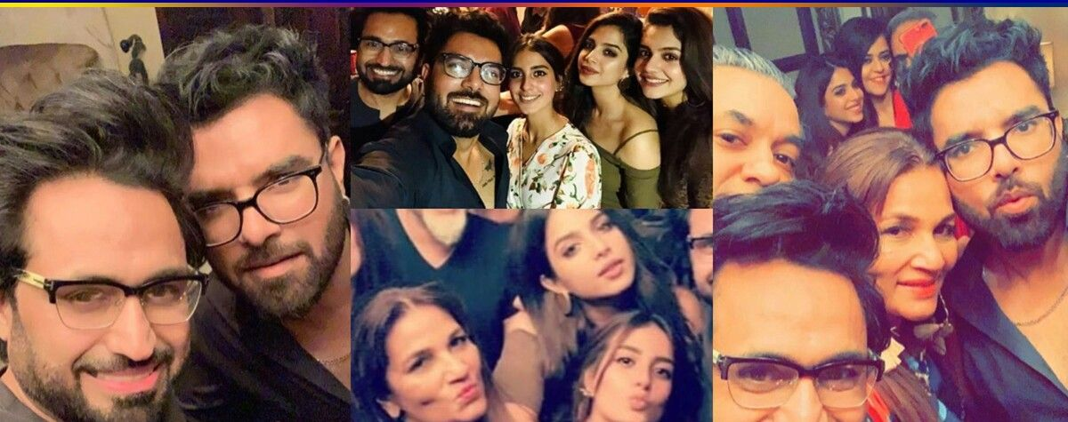 Famous Celebrities Spotted at the Birthday Party of Fariha Altaf