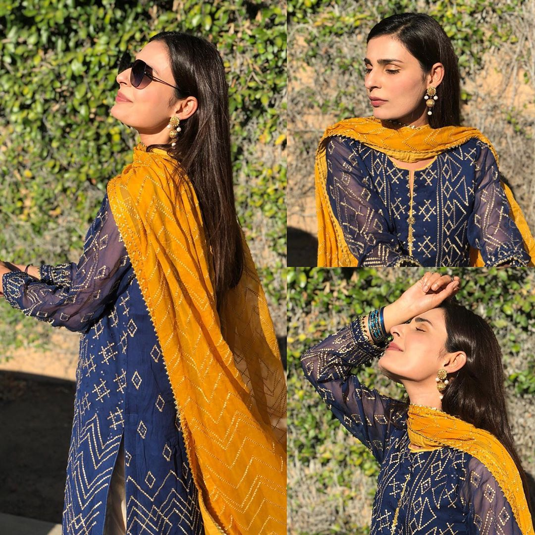 Awesome Pictures of Actress Sadia Ghaffar