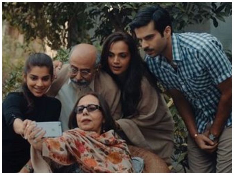 'Cake' is Ready for its TV Premier on HUM TV