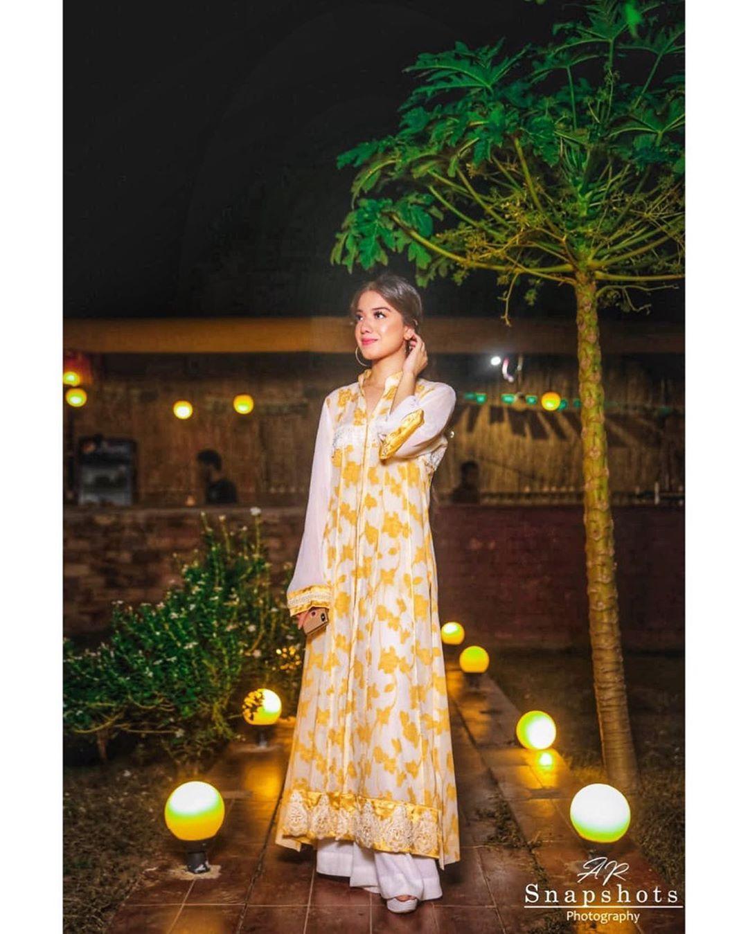 Sarah Razi Khan with Husband Umair Celebrating First Wedding Anniversary