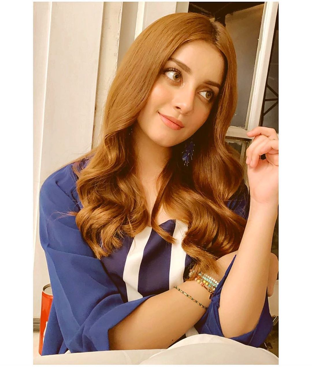 Gorgeous Actress Alizeh Shah Latest Beautiful Clicks