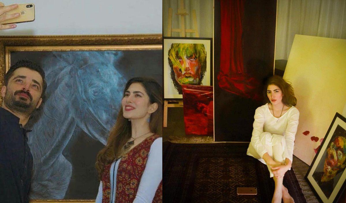 Hamza Ali Abbasi Praises Naimal Khawar Talent