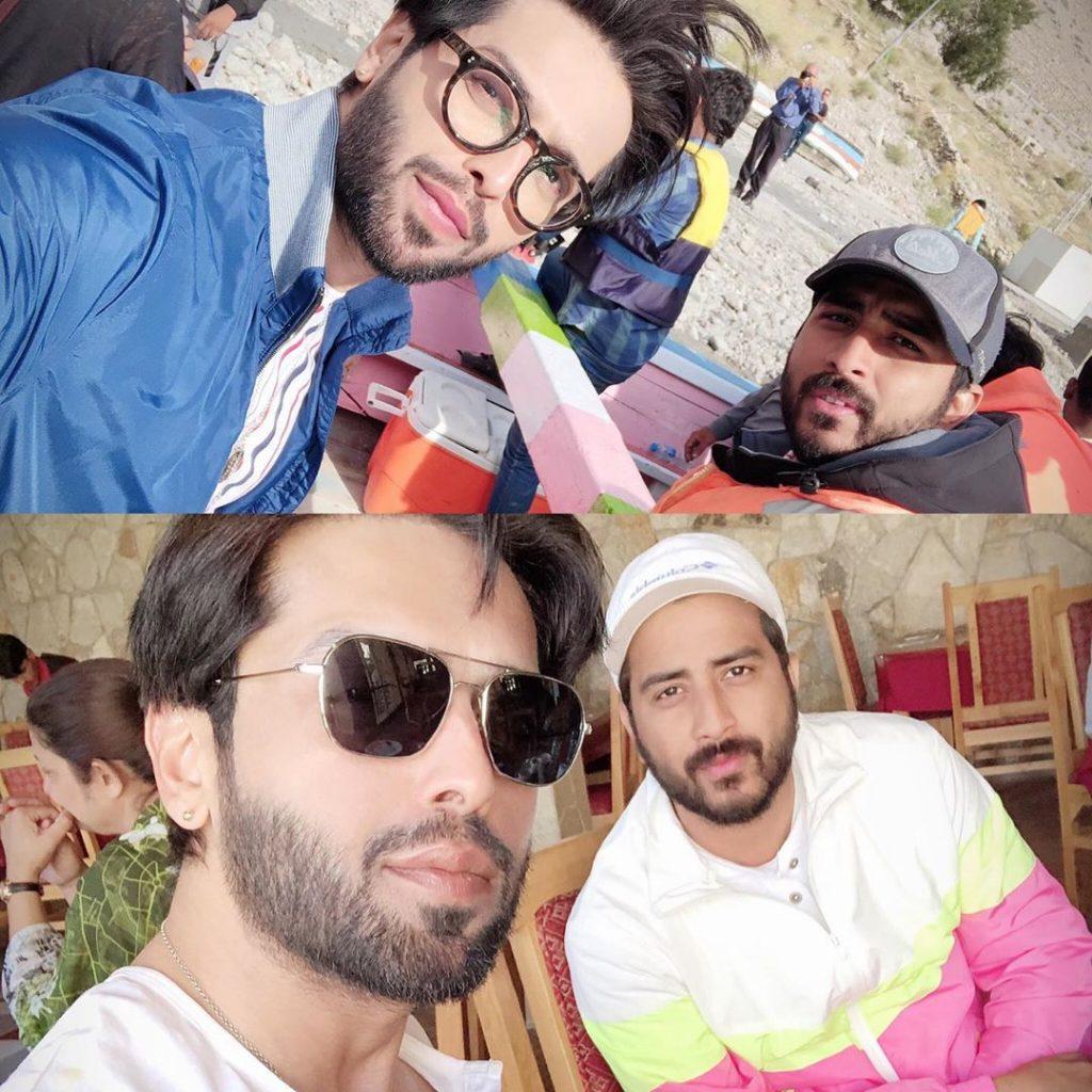Quaid E Azam Zindabad Will Star Mahira Khan and Fahad Mustafa