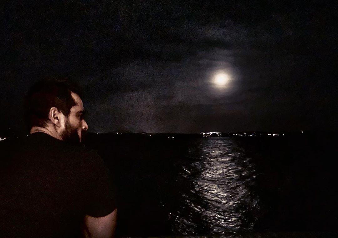 Hamza Ali Abbasi & Naimal Khawar New Clicks from Honeymoon