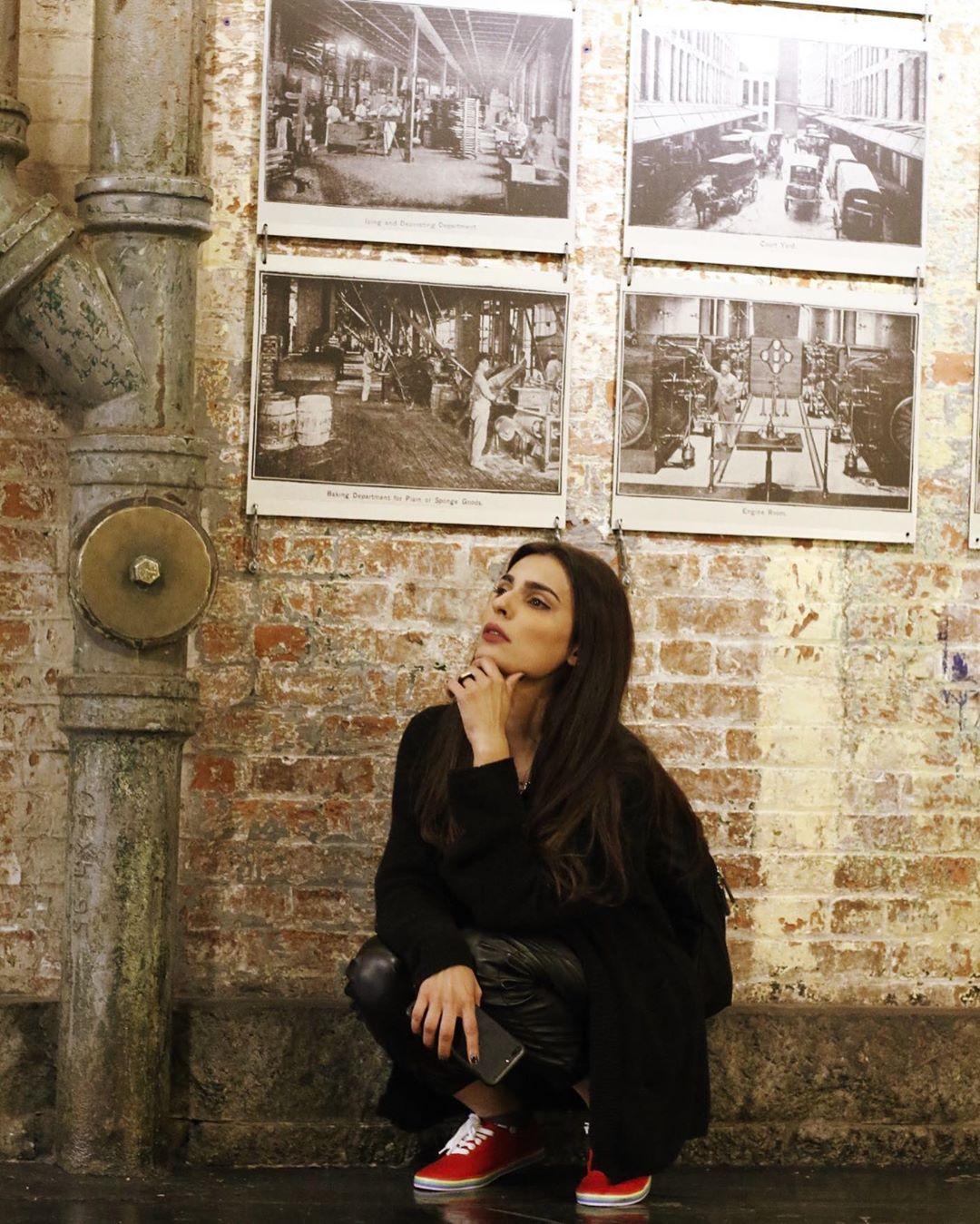 Sadia Ghaffar Latest Beautiful Clicks from USA